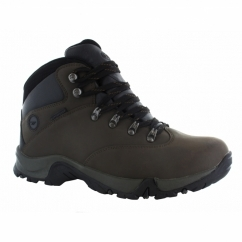 OTTAWA II WP Mens Waterproof Hiking Boots Dark Chocolate