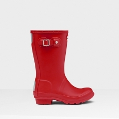 Kids Junior ORIGINAL Wellington Boots Red