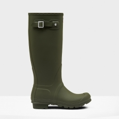 ORIGINAL Ladies Tall Wellington Boots Dark Olive