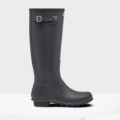 ORIGINAL Ladies Tall Wellington Boots Dark Slate