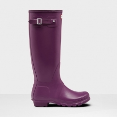 ORIGINAL Ladies Tall Wellington Boots Violet
