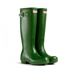 ORIGINAL Unisex Tall Wellington Boots Green