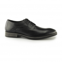 CARLOS LUGANDA Mens Derby Shoes Black