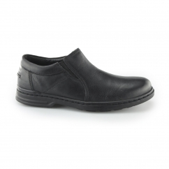 MILTON HANSTON Mens Shoes Black
