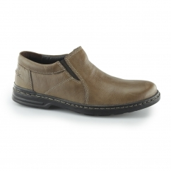 MILTON HANSTON Mens Shoes Brown