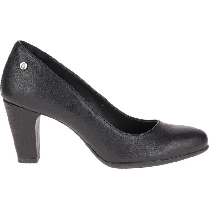 d198506fe12 MINAM MEAGHAN Ladies Leather Court Shoes Black