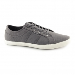 Jack & Jones ROSS Mens Canvas Trainers Castlerock