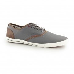 Jack & Jones SPIDER Mens Trainers Herringbone Castlerock