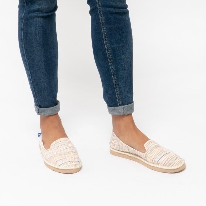 Joules FLIPADRILLE Ladies Canvas Shoes