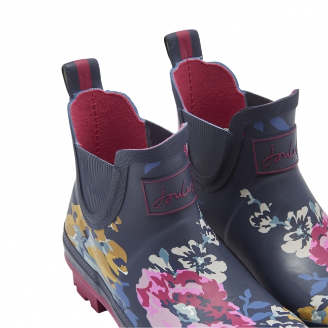 Joules Wellibob Navy Floral