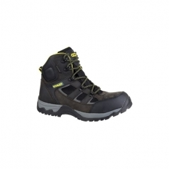 KELSO Mens Steel S3 WP SRA Safety Boots Black