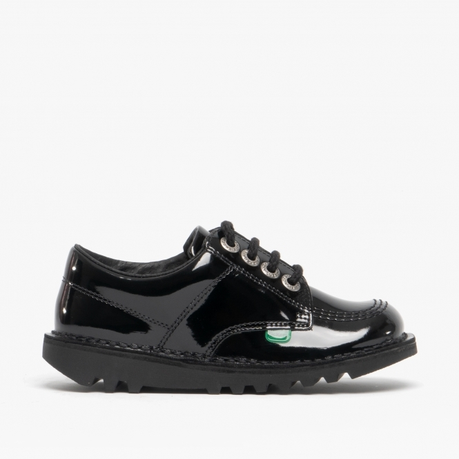 Patent Leather Shoes Black|Shuperb