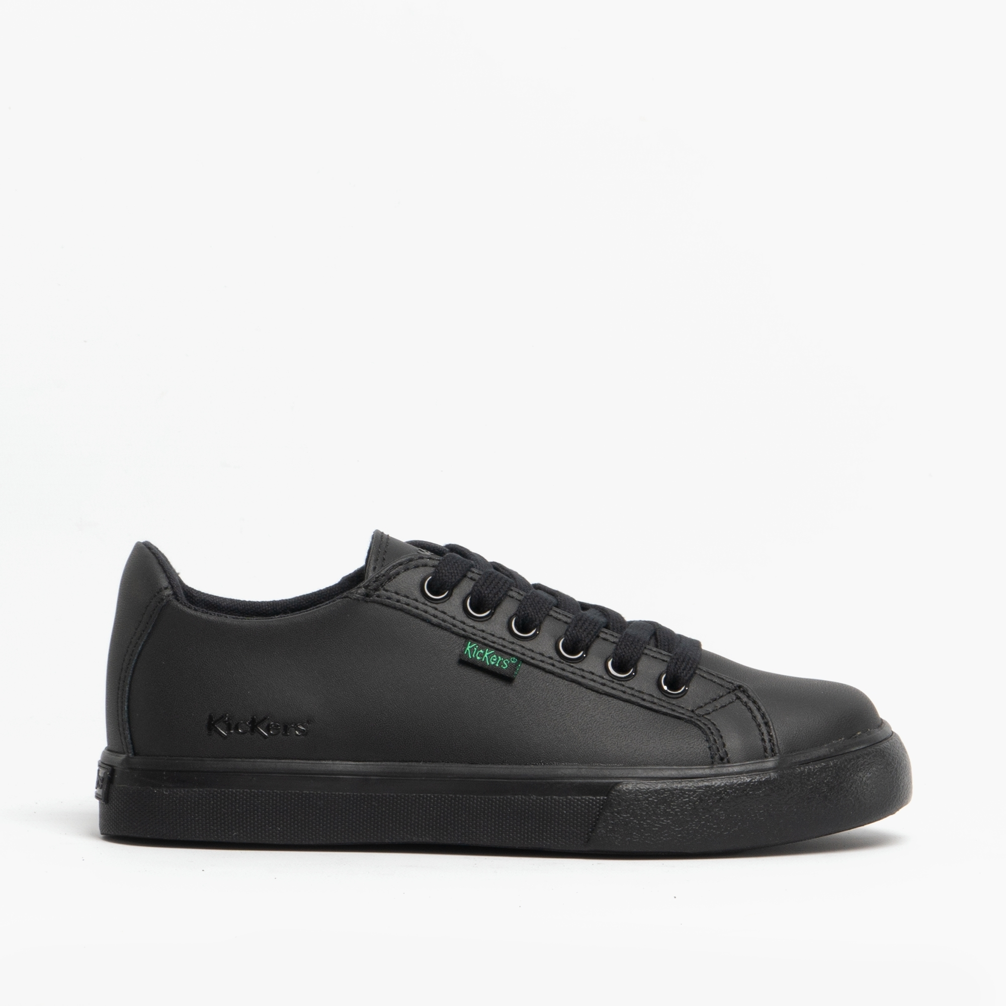 Kickers TOVNI LACER Boys Leather