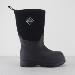 Muck Boots KIDS CHORE WELLIE Boys Girls Wellington Boots Black