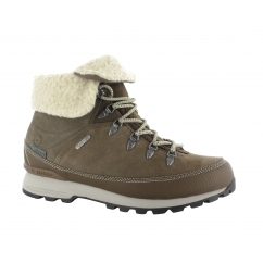 KONO ESPRESSO Ladies WP Walking Boots Brown/Stone
