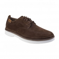 Hush Puppies KURT BERNARD Mens Lace Shoes Brown