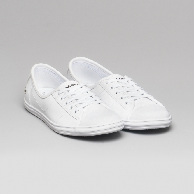 separation shoes cost charm order online ZIANE BL 1 Ladies Leather Pumps White