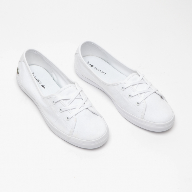 Lacoste ZIANE CHUNKY BL 2 Ladies Canvas