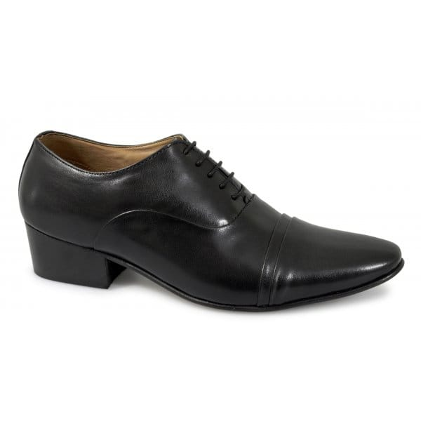 Zapatos con alzas - (lifts, elevator boots, alzas sueltas, etc) Lucini-toni-mens-soft-leather-lace-up-cuban-heel-shoes-black-p197-9419_image