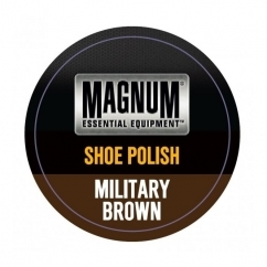 Shoe Polish 50ml Military Brown