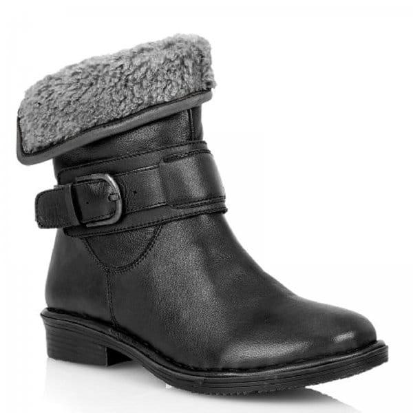 lotus matterhorn womens leather fleece boots brown buy