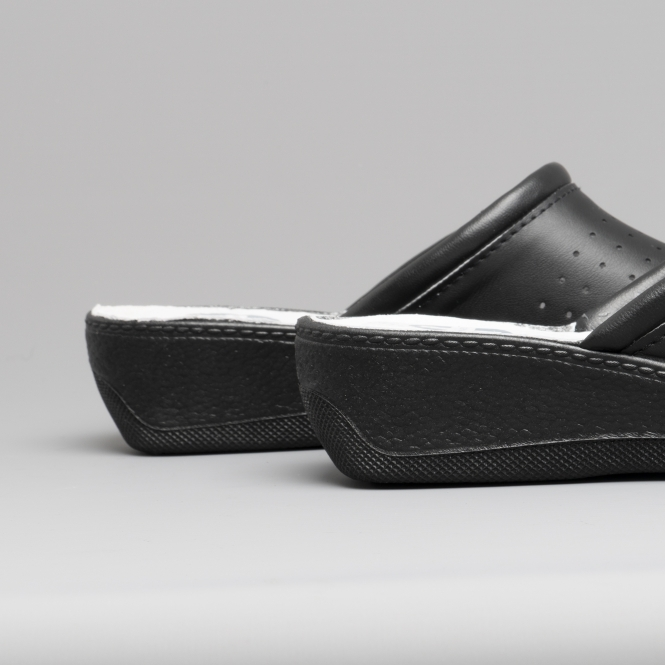 Medi Mules MARY Ladies Real Leather