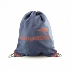 Mens/Boys Drawstring PE Gym Bag Blue