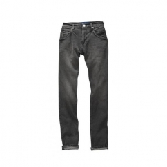 MESOA ANTI-FIT Ladies Tapered Leg Jeans Grey