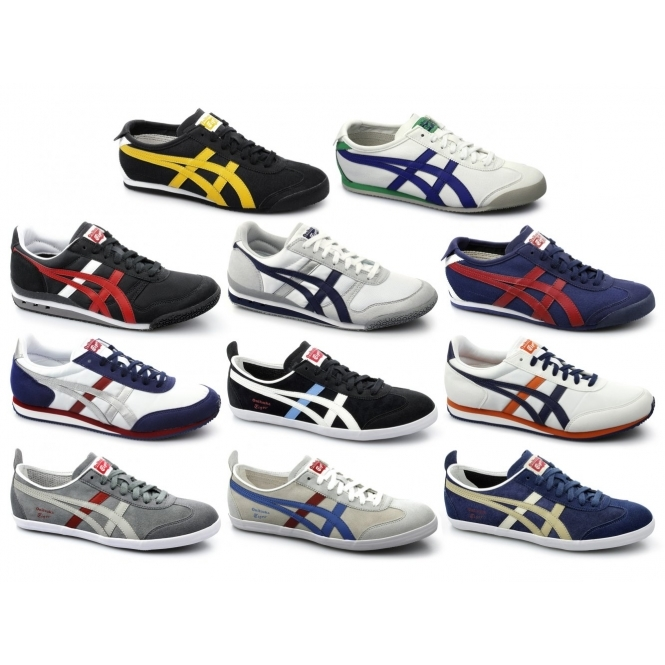 uk availability cca62 5af5c onitsuka tiger mexico 66 navy