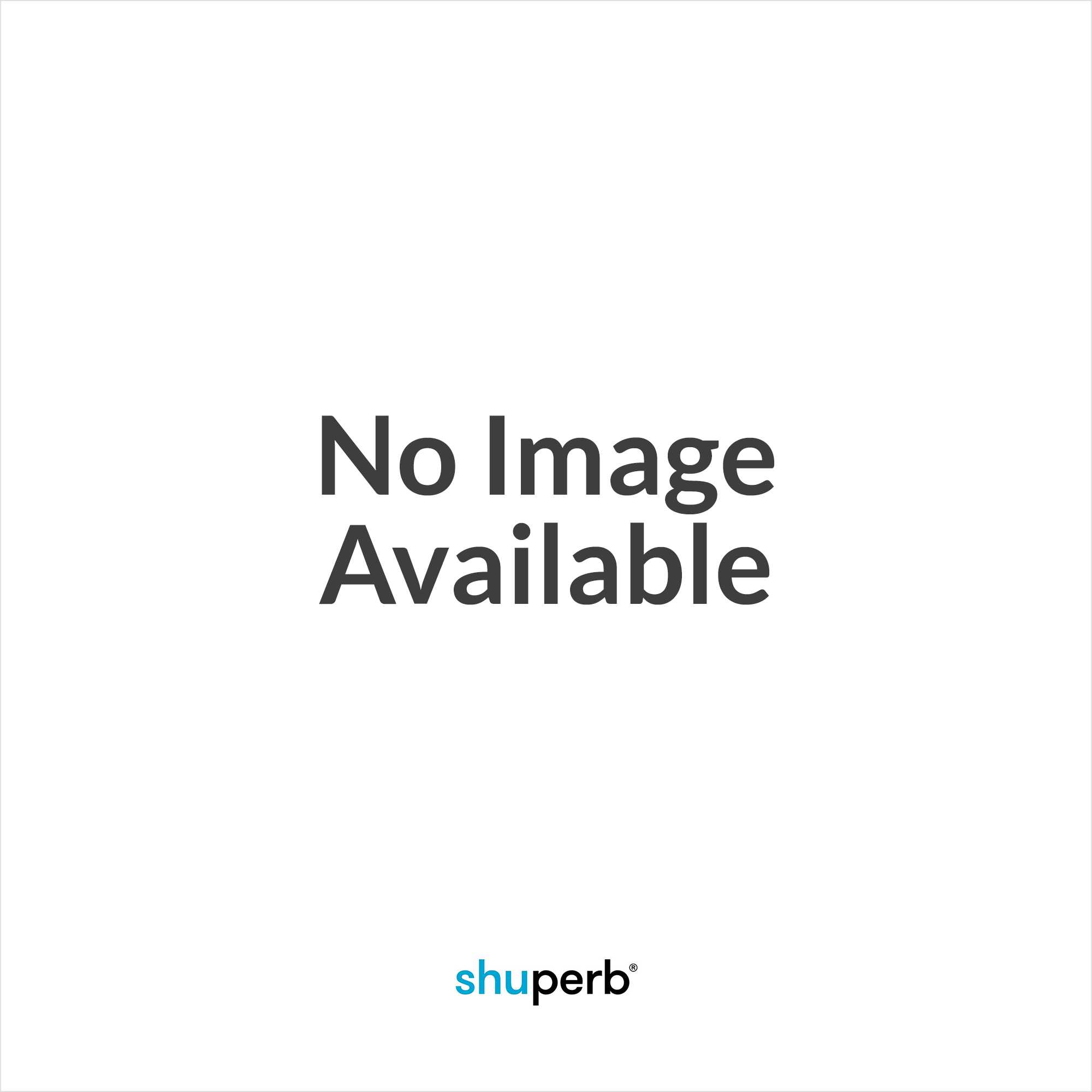 MICKLETON Mens Leather Derby Brogue Shoes Black