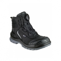 MOONWALKER 911 Mens S3 HRO SRC WP Safety Boots Black