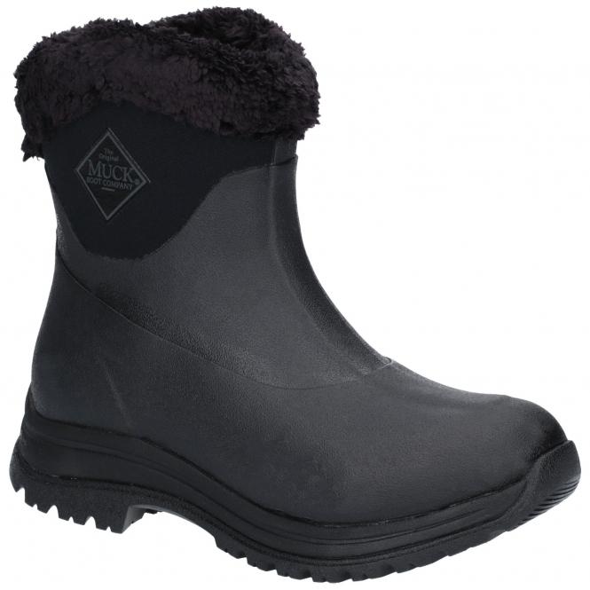 a10babfe3df Muck Boots ARCTIC APRES Ladies Waterproof Boots Black/Charcoal