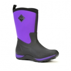 Muck Boots ARCTIC WEEKEND Ladies Wellington Boots Purple/Black