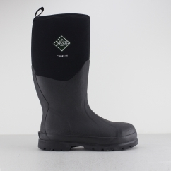 Muck Boots CHORE SAFETY Unisex Steel Wellington Boots Black