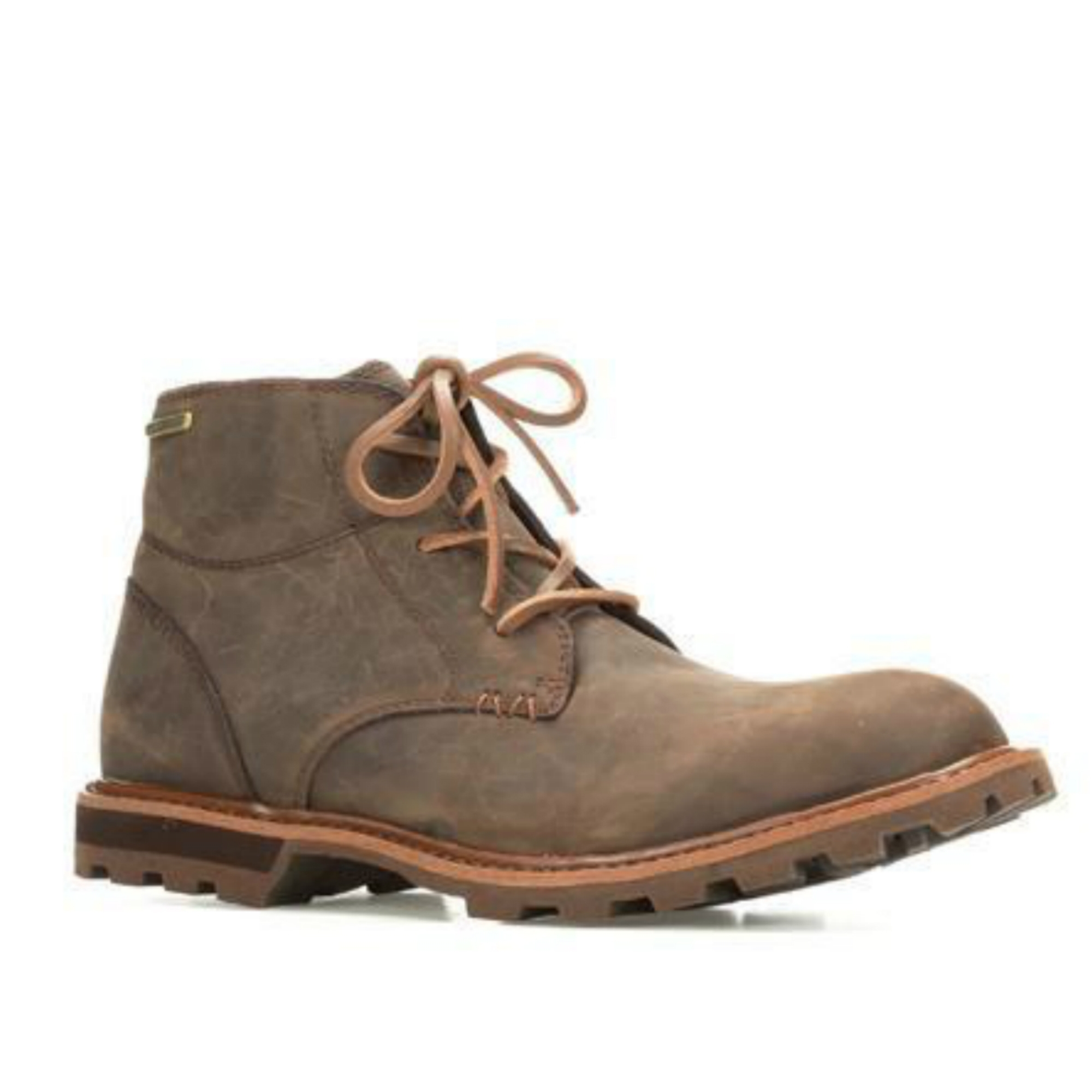 Muck Boots Freeman Mens Waterproof Leather Chukka Boots Brown Shuperb