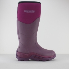 Muck Boots GRETA Ladies Waterproof Wellington Boots Fuchsia