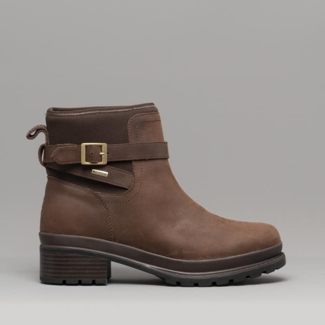 4efe02cbd6da2 Muck Boots LIBERTY Ladies Waterproof Leather Chelsea Boots Brown | Shuperb