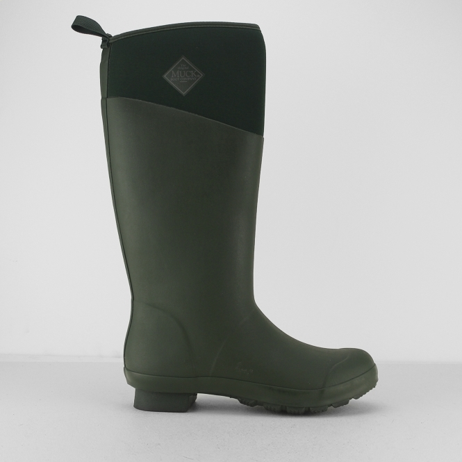 Muck Boots TREMONT Ladies Tall Wellington Boots Deep Forest