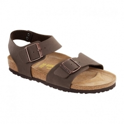 NEW YORK Kids Birko-Flor Mocca
