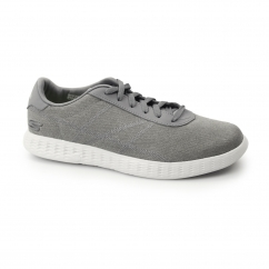 ON THE GO GLIDE-EAZE Mens Casual Trainers Charcoal