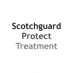 One-Time Treatment Of Scotchguard (Pre-Applied)