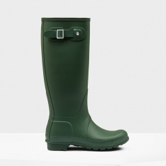 ORIGINAL Ladies Tall Wellington Boots Hunter Green