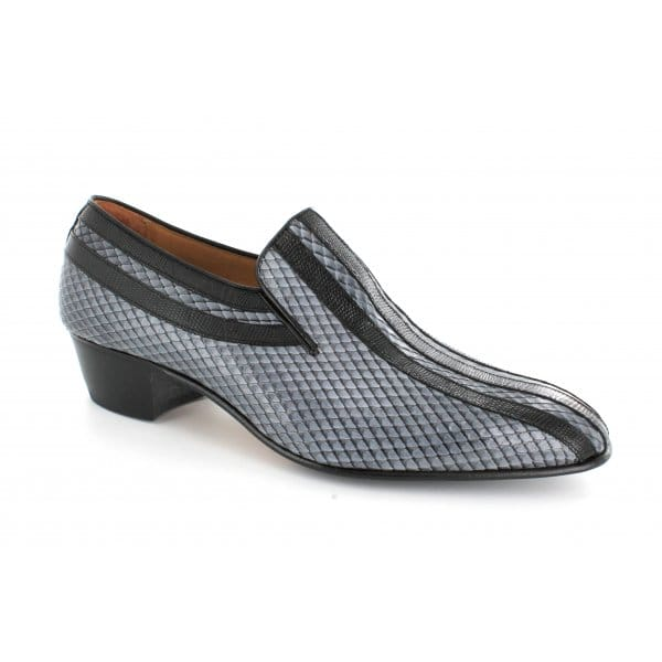 Mens Smart Shoes With Cuban Heel