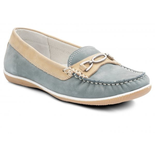 Duck Egg Blue Shoes Wide Fit