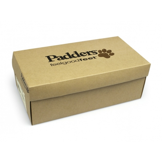 f0559189584 Padders BRIGHTON Ladies Nubuck Wide (E Fit) Loafers Royal Blue