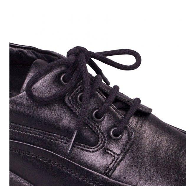 SALE Padders Fire 112 10 Men/'s Black F Fit Lace Up Shoes