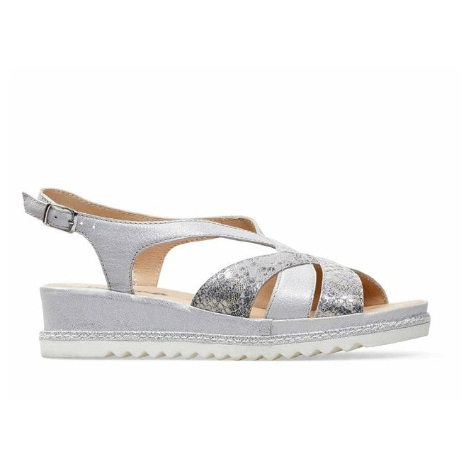 Padders LOLA Ladies Leather Wide (E Fit