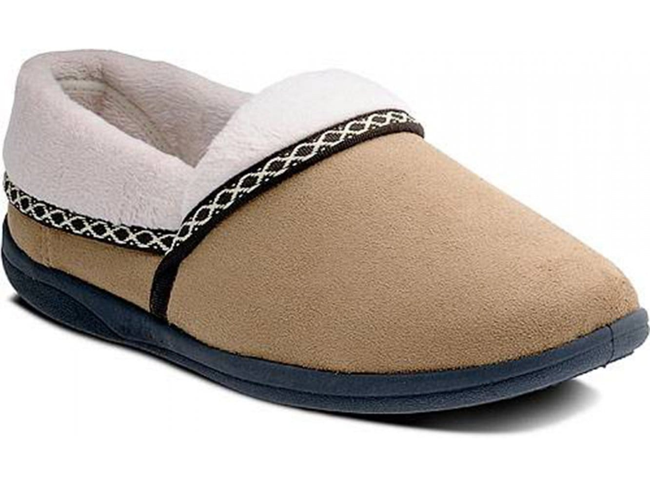 129da7df43485 Mellow Kleidung & Accessoires Ladies Padders Extra Wide Fit Slippers