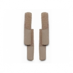 REVIVE EXTENSION STRAPS Ladies Touch Fasten Mushroom