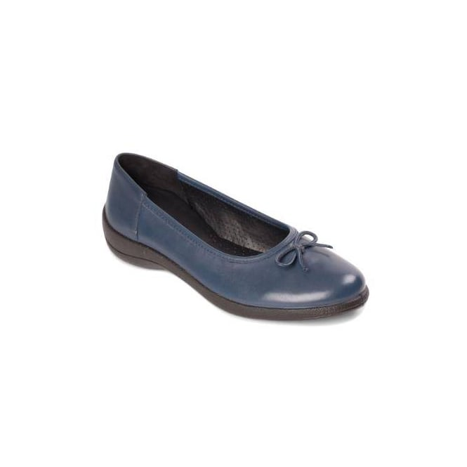 Padders ROXY Ladies Leather Wide Fit